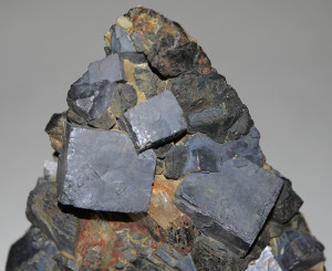Galena Sphalerite and Calcite