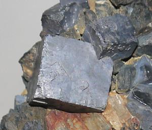 Galena Sphalerite and Calcite