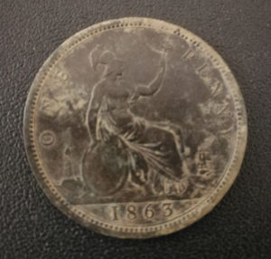 One Penny 1963